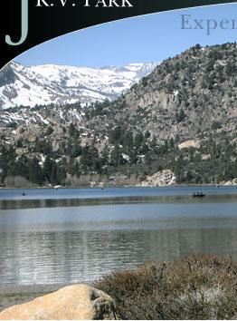 June Lake RV Park and Lodging, Eastern Sierra California